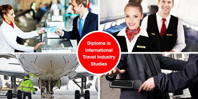 Diploma in International Travel Industry Studies