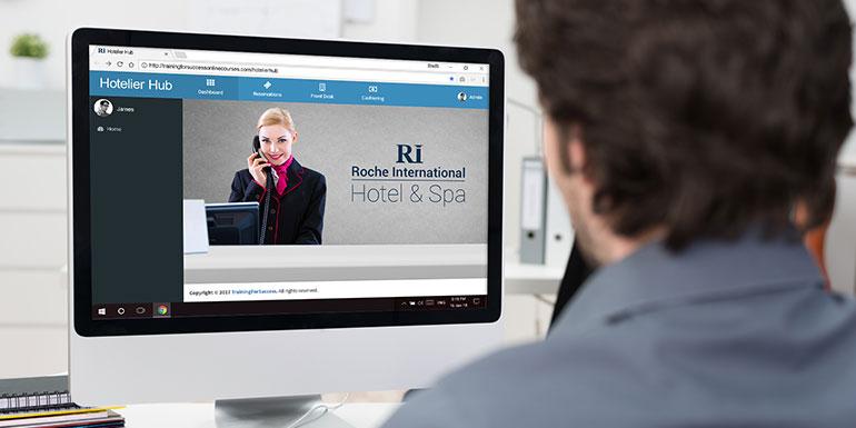 hotel receptionist diploma hotelier hub international academy  hotel receptionist diploma hotelier hub